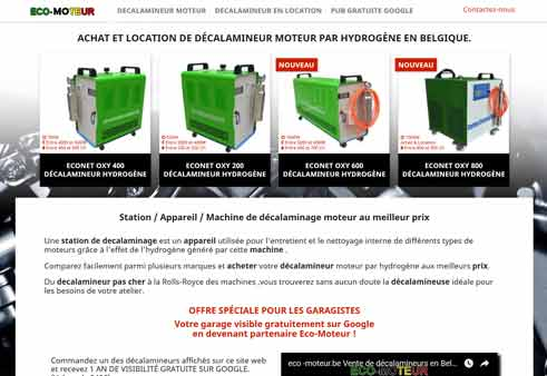 catalogue en ligne