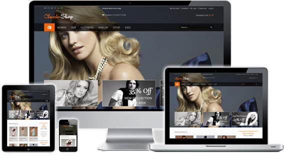 Creation de site e-Commerce